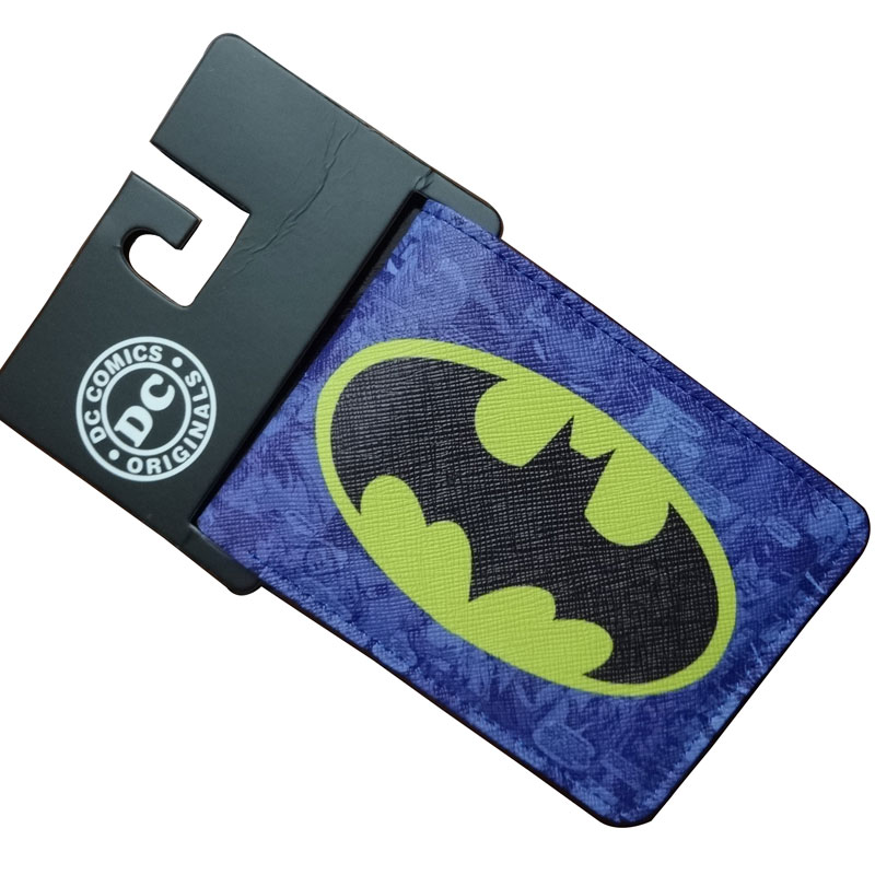 Comics DC Marvel Wallet the Avengers Batman Cartoon Animation Character Purse Leather Print Wallets Men Women Card Holder Bags машинка для стрижки волос remington pg6160