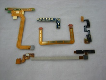 Navigation Touch Screen Keypad and Volume Microphone Key and Power Proximity Sensor and Dock Flex Cable