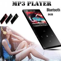 K8 Bluetooth Sport   MP3     Player   8GB Lossless Sound Media   Player   Touch Screen Hifi Bluetooth Multimedia Music   player