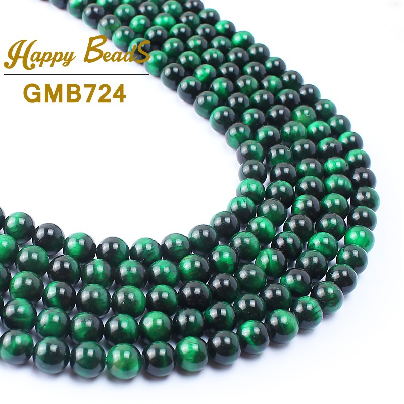 Pick Natural Beads Size