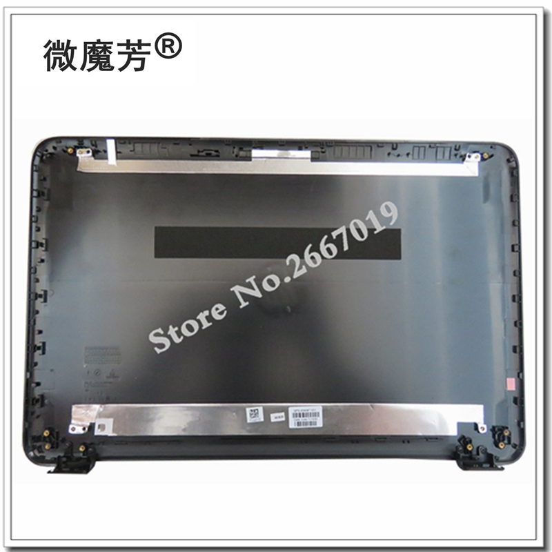 US $31 18 20% OFF NEW Laptop LCD Back Cover for HP NoteBook 15 ay 15 ba 15  bd LCD Back case 854987 001 A Shell silver-in Laptop Bags & Cases from