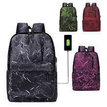 High Quality New Casual Laptop Travel Backpack For Men Waterproof School Bag Fashion Mens Bags Unisex Notbook Bookbags