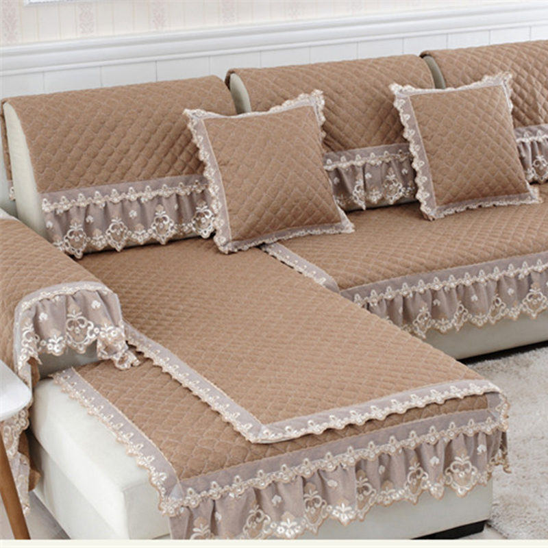Slip resistant sofa cushion covers continental sofa fabric for 6 cushion sofa covers