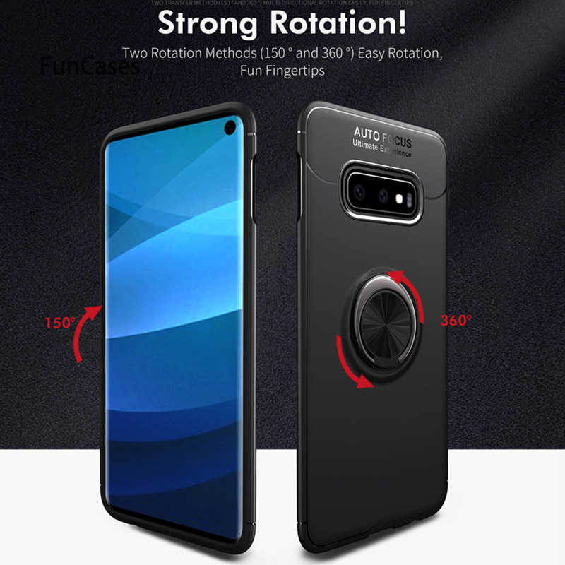 Magnetic Car Holder Case For Samsung Galaxy Note9 S10 E 5G S9 S8 J4 J6 A6 Plus J8 A7 A9 2018 A8s J3 J5 J7 2017 2016 Phone Cover