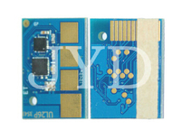 4 шт. тонер чипы сброса для Lexmark X651 X652 X654 X656 X658 принтера серии