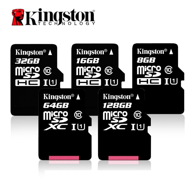 Original Kingston Micro SD card Memory Card 128GB 64GB