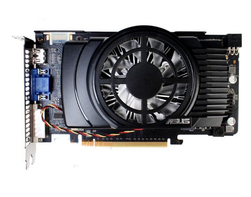 Used, original ASUS ENGTS450/DI/1G/GREEN 1G 128bit d5,100% tested good.