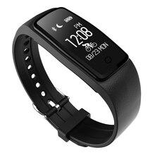 Новый SmartBand браслет сердечного ритма Bluetooth Smart Band IP67 Водонепроницаемый Браслет Для Xiaomi Android IOS Телефон PK E07 Mi band 2