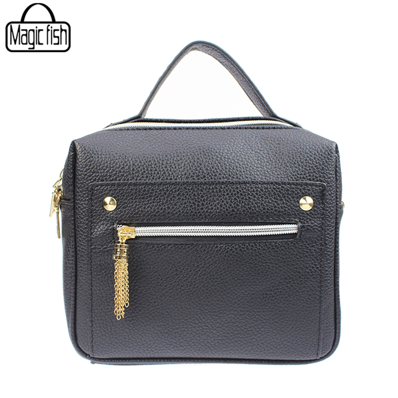 2018 Hot Women Messenger BagS Casual Ladies Tote Luxury Special Design Leather Handbag Good Quality PU Leather Women Bag A226/l 2016 new arrival women handbag luxury women panda wolf bag original women messenger bags tote thoulder shopper bags good quality