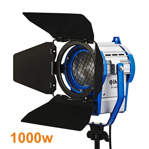 Lightupfoto photo vedio studio photography Fresnel Tungsten Video Continuous Lighting 1000W as ARRI PAVL8TB fast shipping professional godox ql1000 1000w photo photography studio video continuous light lighting