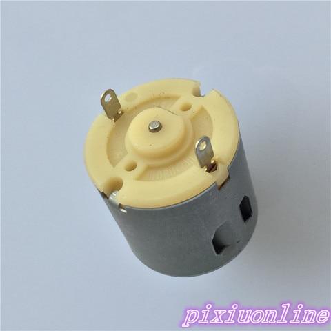 1pcs K137Y 3-6V Micro R260 DC Motor For DIY Toy Four-wheel Scientific Experiments High Quality On Sale Karachi