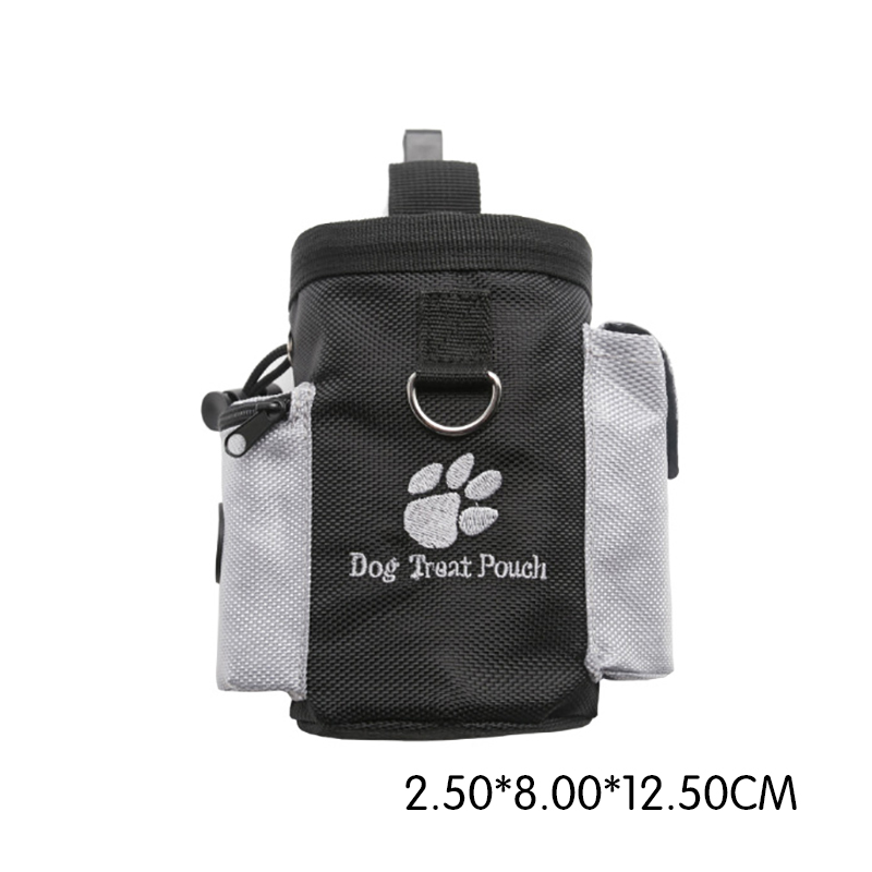 New Snack Bait Dog Outdoor Pouch Food Bag Dogs Snack Bag Useful Pet Dog Training Treat Dog Carriers Pack Pouch #2