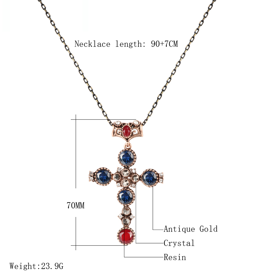 Kinel-Luxury-Long-Chain-Cross-Pendant-Necklace-For-Women-Antique-Gold-Color-Mosaic-Crystal-Religious-Gift (1)