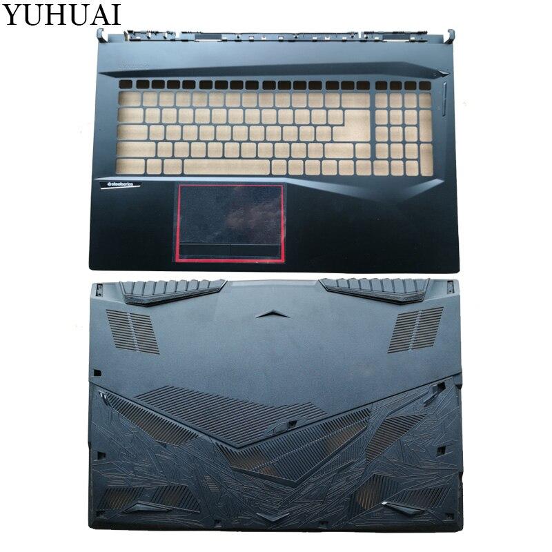 แล็ปท็อปใหม่สำหรับ MSI GE75 8RE 8RF MS 17E1 Palmrest/แล็ปท็อปฐานด้านล่างกรณีฝาครอบ-ใน กระเป๋าและเคสแล็ปท็อป จาก คอมพิวเตอร์และออฟฟิศ บน AliExpress - 11.11_สิบเอ็ด สิบเอ็ดวันคนโสด 1