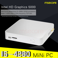 Fanless Mini PC Intel Windows 10 Stick Pc Raspberry Pi 3 Thin Client Desktop Computer Haswell