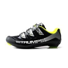 Новое поступление Tiebao дорожный Велосипедный спорт обувь для мужчин с автоматическим замком дышащая велосипедная обувь для велоспорта Sapatilha Ciclismo Zapatillas