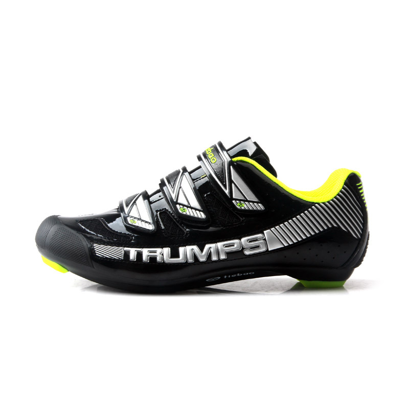 new arrive Tiebao Road Cycling Shoes For Men Auto-lock Breathable Cycle Cycling bicycle shoes Sapatilha Ciclismo Zapatillas
