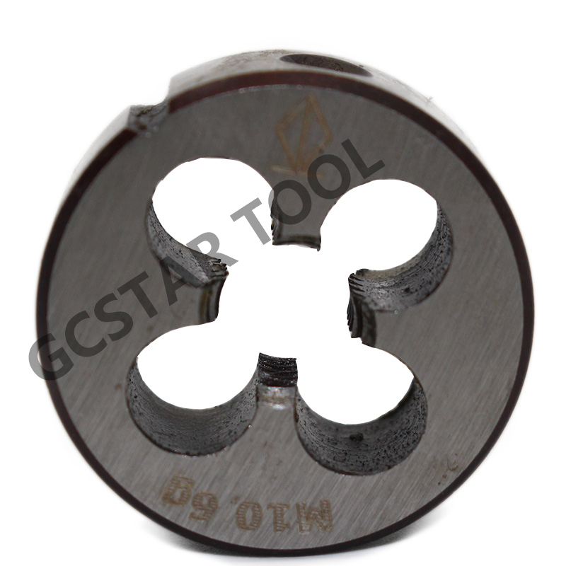 HSS M6 x 0.5mm Tap and M6 x 0.5mm Die Metric Thread Right Hand