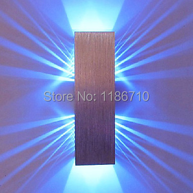2 w led wall light wall lamp bedside lamp to modern lighting creative Chinese style household sitting room wall lamp free shopping veneer lighting modern chinese style fanghaped lamp wall lamp 1228