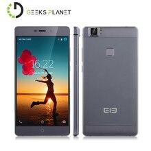 """En Stock Elephone M3 MTK6755 Octa Core 5.5 """"Pantalla FHD 3 GB RAM 32 GB ROM Lector De Huella Dactilar 21MP Android 5.1 DualSIM 4G LTE Smartphone"""
