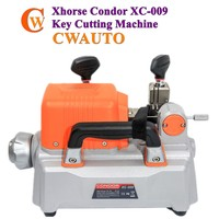 Xhorse Condor XC 009 Key Cutting Machine for Single Sided keys and Double Sided Keys