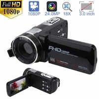 Video Kamera Camcorder HD 1080 p 24.0MP 18X Digitale Zoom Kamera Nachtsicht 20A Drop Verschiffen