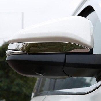 Ala Specchio Pannelli Posteriori Pedale Automobile Cromo Decorativo Styling Auto Ricambi Accessori 15 16 17 18 PER Toyota Highlander