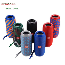 Portable Speaker Waterproof Bluetooth Speaker Outdoor Bicycle Subwoofer Bass Wireless Speakers Mini Column Box Loudspeaker FM TF цена в Москве и Питере