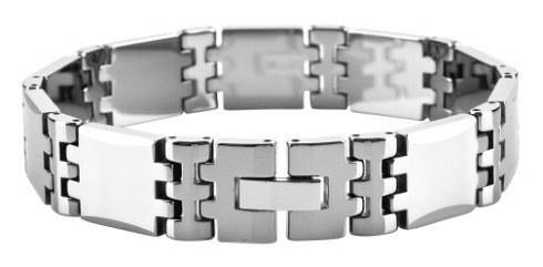 Casual Tungsten Carbide Bracelets /TUBR1013