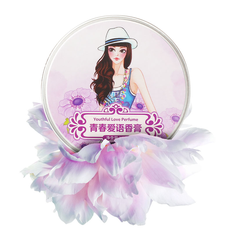 Female Solid Fragrance Creams Body Perfumes And Fragrances For Women Body Cream