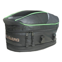 Volero The Motorcycle Tail Bags Back Seat Bags Kit Travel Bag Motorbike Scooter Sport Luggage Rear Seat Rider Bag Pack 4 colors