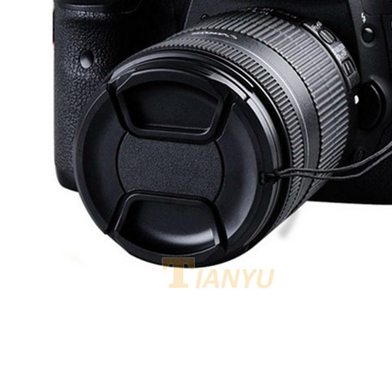 Kamera linsskydd skyddskåpa 43mm / 49mm / 52mm / 55mm / 58mm / 62mm - Kamera och foto - Foto 6