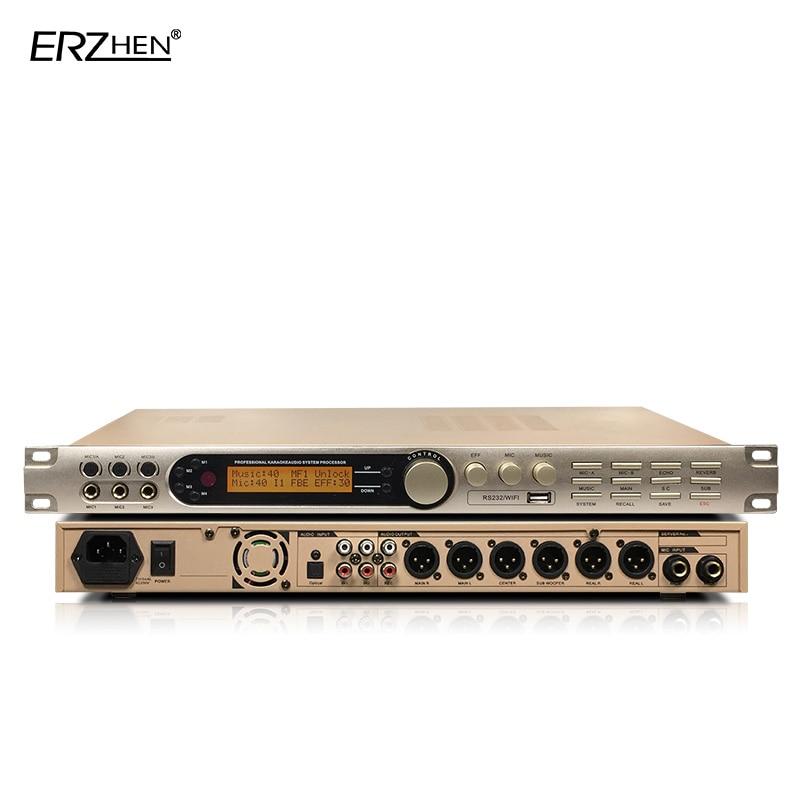 Sound processor GTX7 effect control processing enhanced version