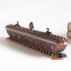 Tybetańskie kadzidło kije palnik metalowy kadzielnica uchwyt Zen akcesoria do dekoracji wnętrz