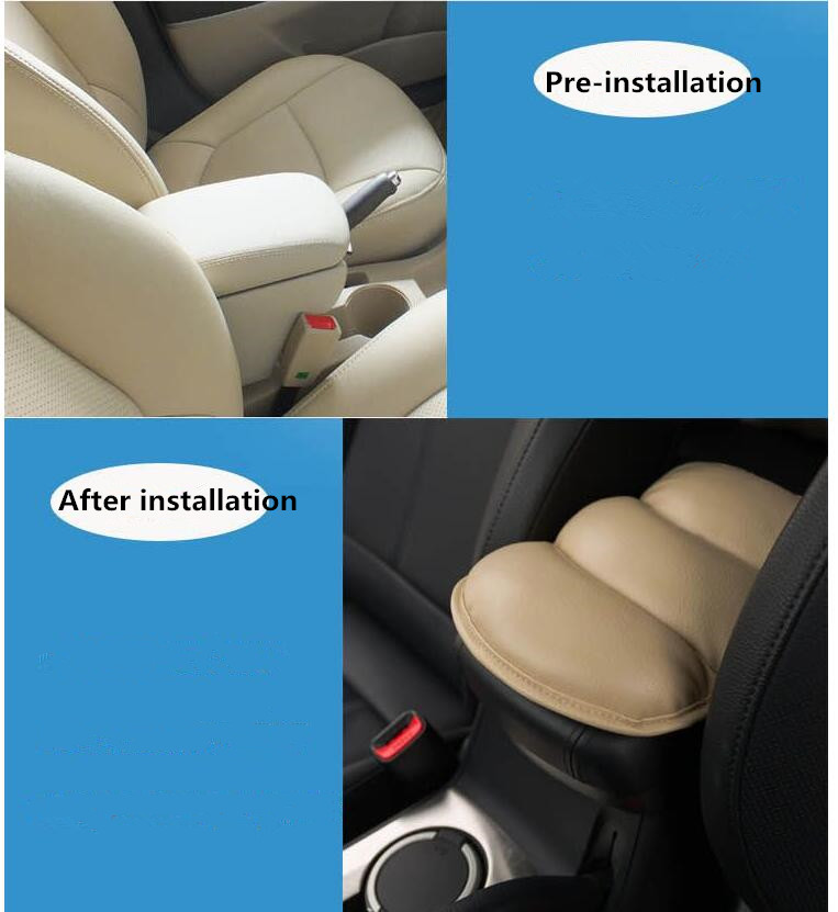 Automobiles & Motorcycles Knowledgeable Car Styling Car Armrest Pad Protective Pad Mat For Jaguar Xf Xj Xjs Xk S-type X-type Xj8 Xjl Xj6 Xkr Xk8 X320 X308