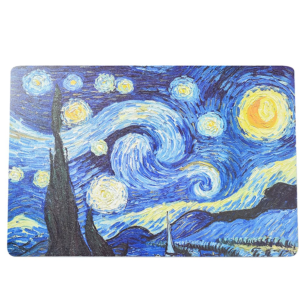 Multi-function PVC Mouse Pad Gaming Mousepad Household Pad Non-slip Insulation Pad For Laptop PC Desk Mat