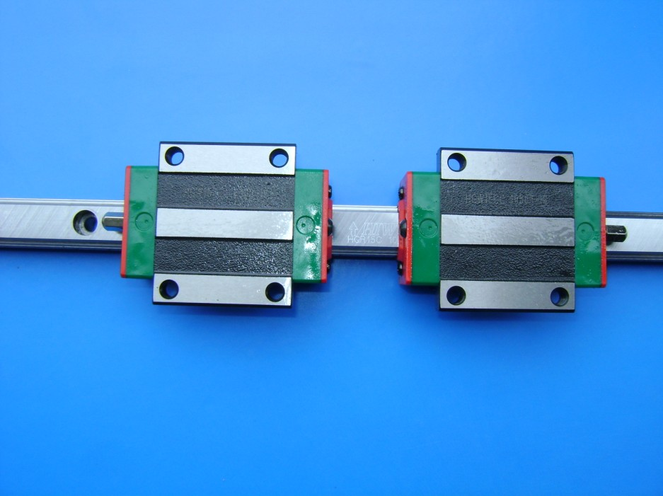 100% genuine HIWIN linear guide HGR15-2000MM block for Taiwan hiwin 100