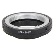Kim Loại Chuyển Đổi Ống Kính Cho L39 M39 Ống Kính Micro 4/3 M43 Bộ Chuyển Đổi Ống Kính Nhẫn Cho Leica To Olympus Núi L3FE cho Leica L39 Núi