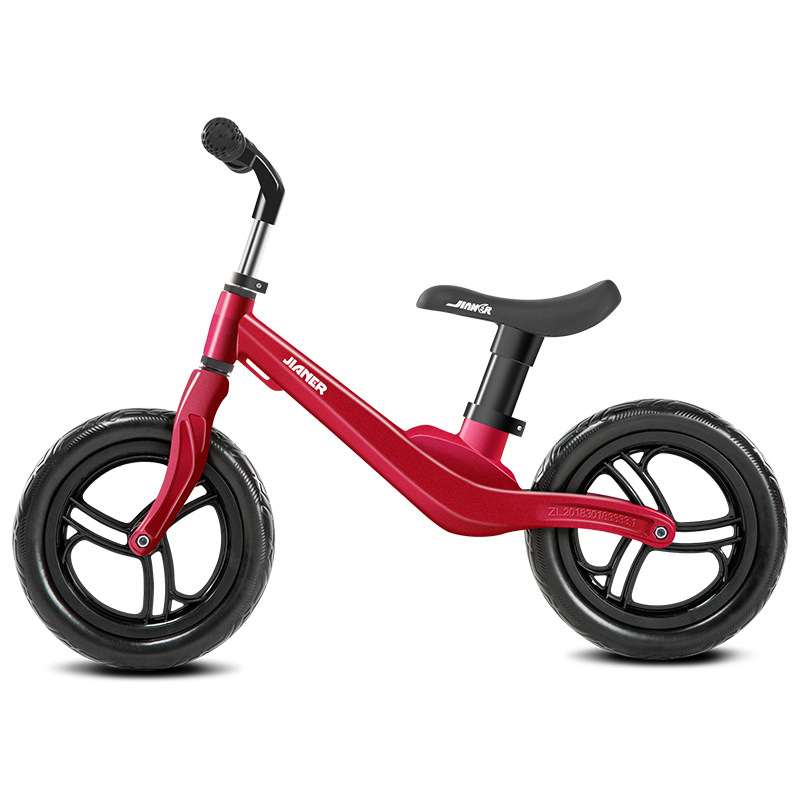 2019 New Popular Children's Balance Car Without Pedals Slide Car Children 1-3 Years Old Scooter Toy Bicycle