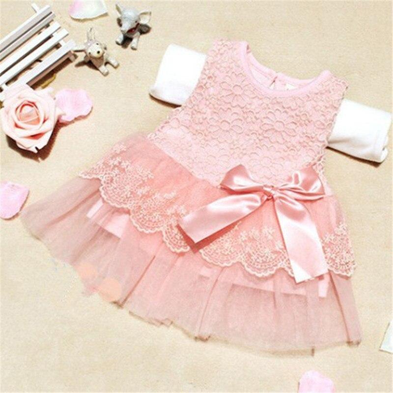 2017-Kids-Girls-Sleeveless-Lace-Crochet-Princess-Dress-Wedding-Dress-Formal-Puff-Dress-1