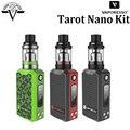 Original Vaporesso Tarot Nano TC Mod/caixa de Kit 80 W 2500 mah Tarot nano mod e 2 ml VECO Kit Vape Tanque com bobina Vaporesso EUC