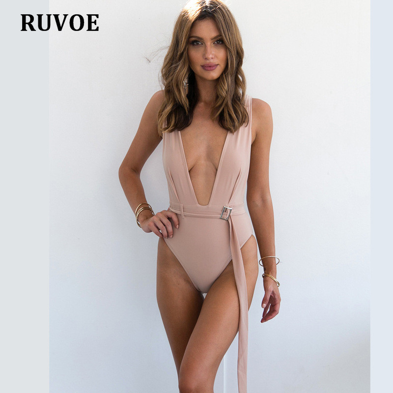 Summer Sexy Black Nude Bodysuit Women Jumpers and Rompers Sexy Club Bodysuits Deep V-neck Sleeveless Cami Bodysuit JH-100