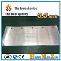"100Pcs 5.5"" Plastic Seal Screen Protecter Film LCD Glass Sticker For iPhone 6 Plus 6s plus Refurbished Replace Repair"