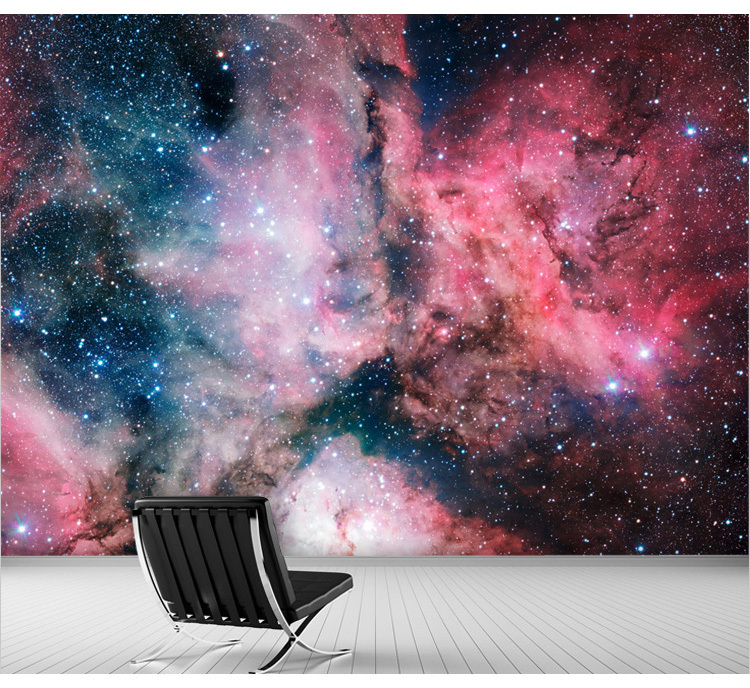 Great Outer Space Wall Mural