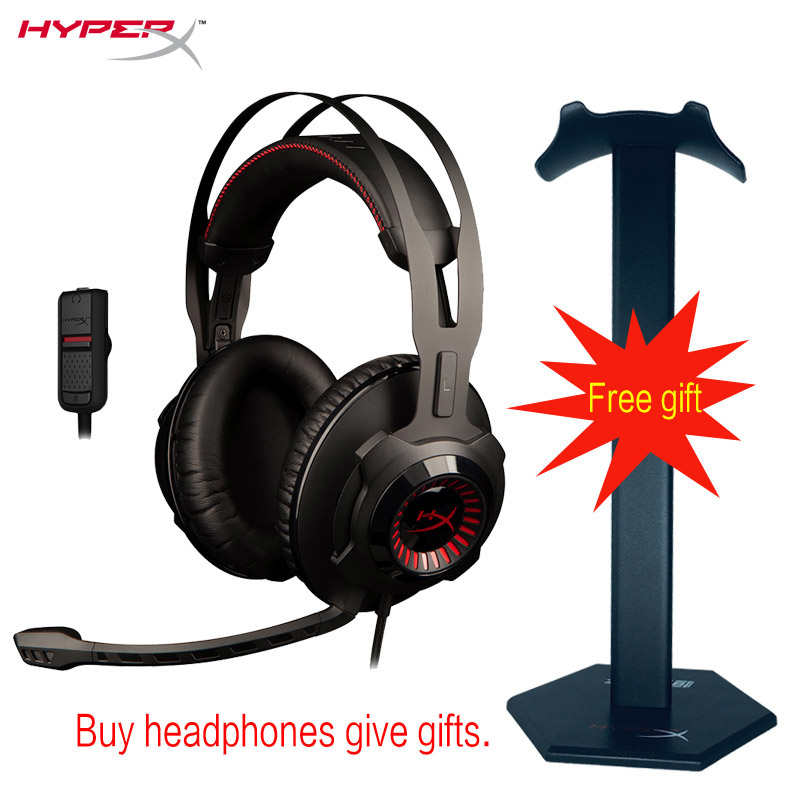 все цены на HyperX Cloud series game headset Stinger Alpha Cloud Revolver Cloud II headphone Suitable for enthusiasts and professional playe онлайн