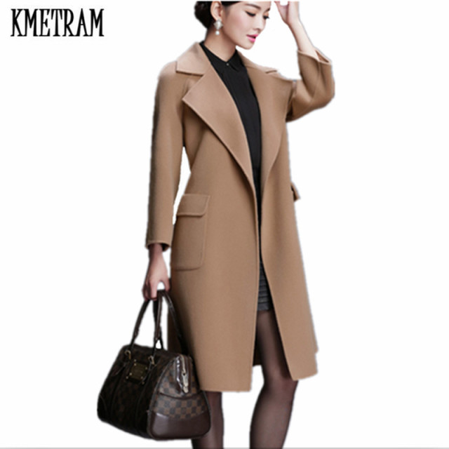 Aliexpress.com : Buy 2017 New Elegant Lady Winter Coat Women ...