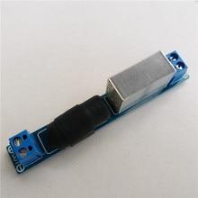 1 pcs 1 voies diviseur de fréquence crossover filtre tweeter 60 W 4-8 ohm pour SALUT-FI Kasun haut-parleur fréquence diviseur de voiture amplificateur