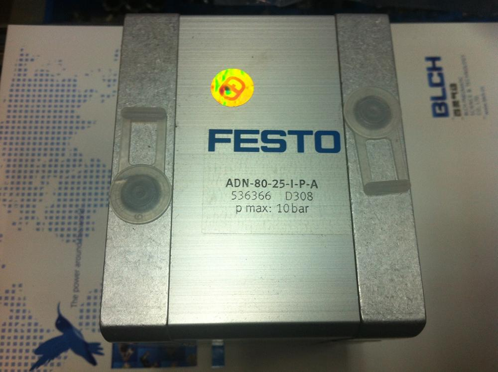 ADN-80-25-I-P-N FESTO pneumatic cylinder cylinder FESTO original German goods new authentic german festo cylinder dfm 12 20 p a kf 170900