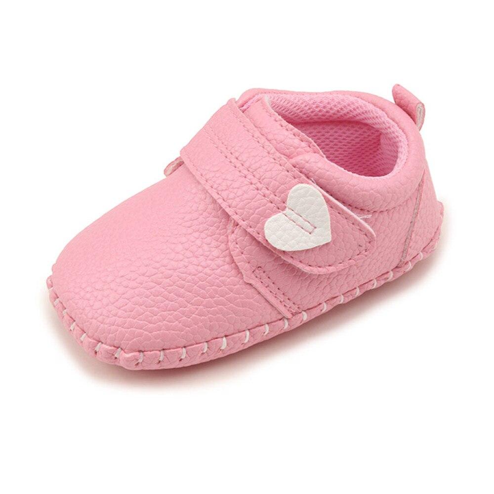 Delebao Moda PU Materiał dla niemowląt Buty zamszowe Noworodek - Buty dziecięce - Zdjęcie 5
