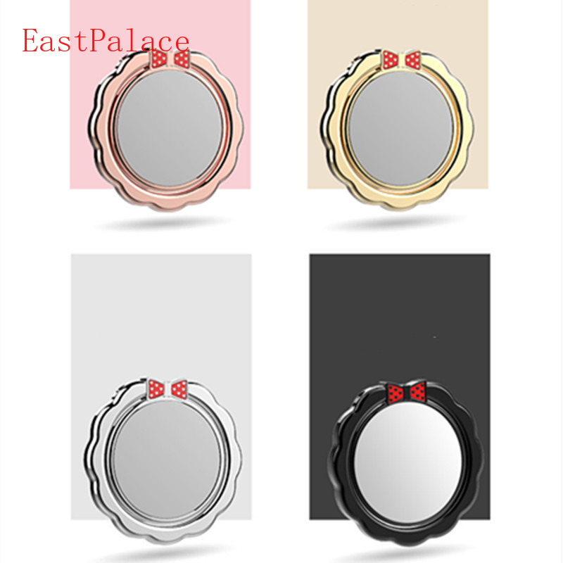 Mobile Phone Stand Support Phone Stand Magnet Finger Ring 360 Degree Rotate Mirror Ring Holds Cell Phone Bracket UniversalMobile Phone Stand Support Phone Stand Magnet Finger Ring 360 Degree Rotate Mirror Ring Holds Cell Phone Bracket Universal
